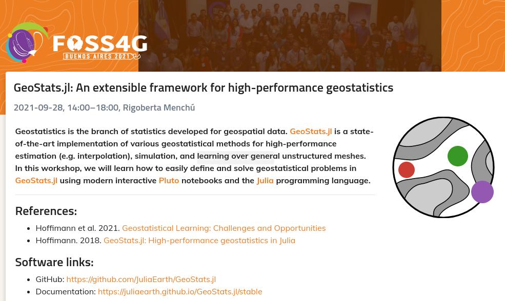 GeoStats.jl FOSS4G workshop