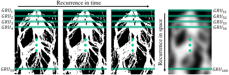 Synthesizing videos of flume experiments with neural networks